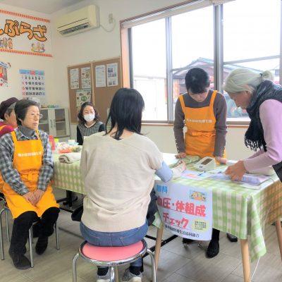 佐野支部健康チェック - 地域活動部|栃木保健医療生活協同組合 - 活動報告